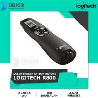 Laser Pointer Wireless Presenter Logitech R800