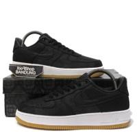 FRAGMENT X CLOT X Nike Air Force 1 Low Black Silk Gum Premium BNIB