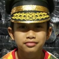 Dijual pet/topi profesi TNI AD/TNI KOWAD anak2