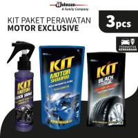 KIT Paket Perawatan - Motor Exclusive