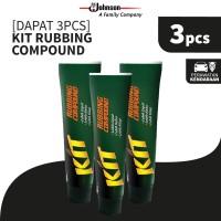 [Triple Pack] Kit Rubbing Compound 60gr x 3pcs