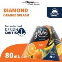 Glade Diamond Orange Splash Reg 80mL