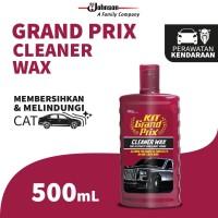 Kit Grand Prix Cleaner Wax 500ml