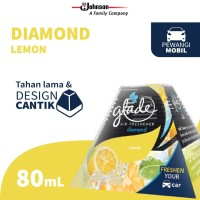 Glade Diamond Lemon Reg 80ml