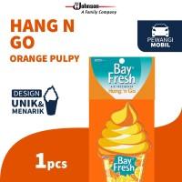 Bayfresh Hang n' Go Orange Pulpy - Pengharum Mobil