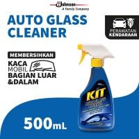 KIT Auto Glass Cleaner Pump 500mL - Pembersih Kaca Mobil