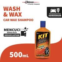 KIT Wash & Wax 500 Ml