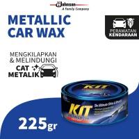 Kit Paste Metallic Car Wax 225gr