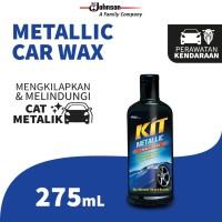 Kit Car Wax Metallic Liquid 275ml