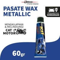 Kit Motor Paste Wax Metallic Tube 60gr