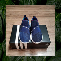 SLIP ON ADIDAS CLOUDFOAM REFINE ADAPT MIDNIGHT NAVY ORIGINAL SNEAKERS