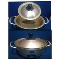 Panci Kuping Ramyeon Aluminium GOLD 16 cm