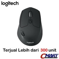 Logitech M720 TRIATHLON Multi-device wireless mouse - LGT-910-004792