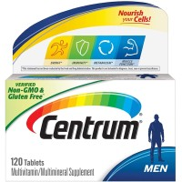 Centrum Men Multivitamin Multimineral Vitamin D3 120 Tablet