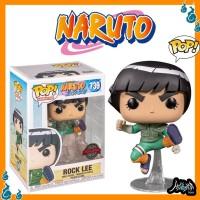Naruto - Rock Lee Konoha Senpu Exclusive Funko Pop Anime Figure Toys