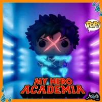 Hero Academia Izuku Midoriya Deku Glow Exclusive 596 Funko Pop Anime