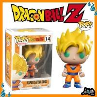 Dragon Ball Super Saiyan Goku 14 Funko Pop Figure FunkoPop Anime