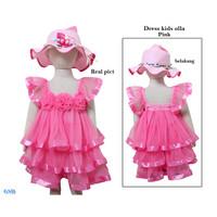 Dress Kids Olla / Baju Dress Anak Balita Murah / Fashion Anak