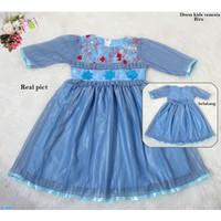 Dress Kids Venesia / Baju Anak Perempuan Terbaru / Fashion anak