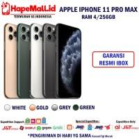 APPLE IPHONE 11 PRO MAX RAM 4/256GB GARANSI RESMI IBOX TERMURAH