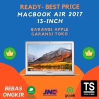 "(Ready Stock) Macbook Air 2017 MQD32 13"" / i5 / 8GB RAM / 128GB"
