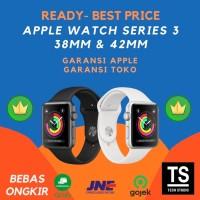Garansi iBox Apple Watch Series 3 42MM 38MM Space Grey Silver Sport - GRS APPLE INTER, 38MM SPACE GREY