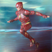 Hot Toys Prototype The Flash Action Figure