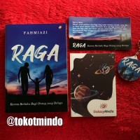 Novel RAGA (Fahmiazi)