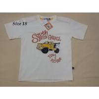 Kaos Oblong Anak 6 - 7 Tahun Merk Little Boy