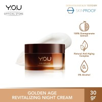 YOU Golden Age Revitalizing Night Cream 30g
