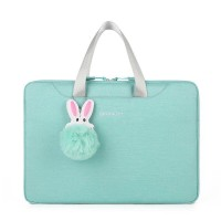 Tas Laptop Macbook Jinjing Fashion Waterproof 15 - 15.6 inch