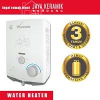 Water Heater Gas WASSER 506 A(LPG) | Pemanas Air Kamar Mandi
