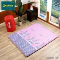 Quantum Kasur Lantai 160 x 200 Rabbit - Busa Lipat Gulung Travel