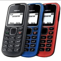 Handphone jadul Nokia 1280 GSM new refurbish