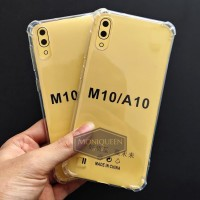 Samsung Galaxy M10 Anti Crack Case Casing / Anticrack case softcase