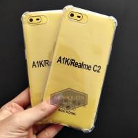Realme C2 Anti Crack Case Casing / Anticrack case softcase