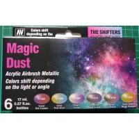 Vallejo Shifter Magic Dust - Gundam Model Kit Cat