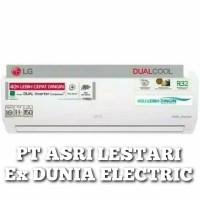 AC LG Dual Cool Inverter with Watt Control 1/2 PK T06EV4 / T-06EV4