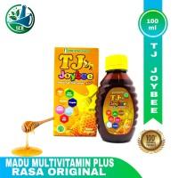 Madu Tj Joybee / Madu Multivitamin Plus 100ml (Rasa Original)