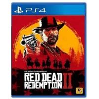 PS4 Red Dead Redemption 2 / RDR 2 Reg 2