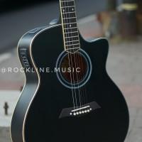 Gitar Akustik Elektrik Taylor Cw