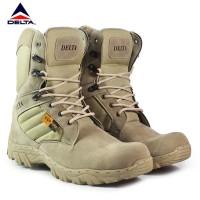 Sepatu Boot Tracking PDL Walkers Cordura Sepatu Safety Ujung besi