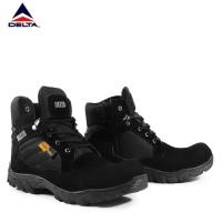 Sepatu Boot Ujung Besi Walkers Cordura Tactical Sepatu Pria Kerja