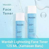 WARDAH LIGHTENING FACE TONER 150 ML / PERAWATAN WAJAH