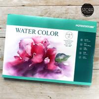 Potentate Watercolour Pad A5 - 300 gsm / Buku Gambar Kertas Cat Air