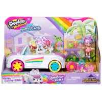 Shopkins Happy Convertible Rainbow Beach