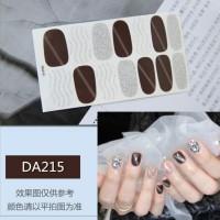 Stiker kuku 3D /nail art stiker