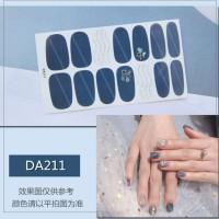 stiker kuki 3D / nail art stiker