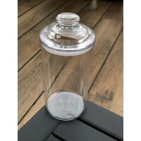 Plastic Canister 14525 (A36) (Top-H14525) / Toples Plastik