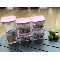 Plastic Canister H2056 (A33) (Top-H2056) / Toples Plastik